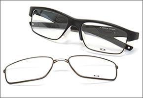 6497a510af64 Oakley eyeglasses frame OX3150-0156   CROSSLINK SWITCH FR satin black  gunmetal   black Asian fit