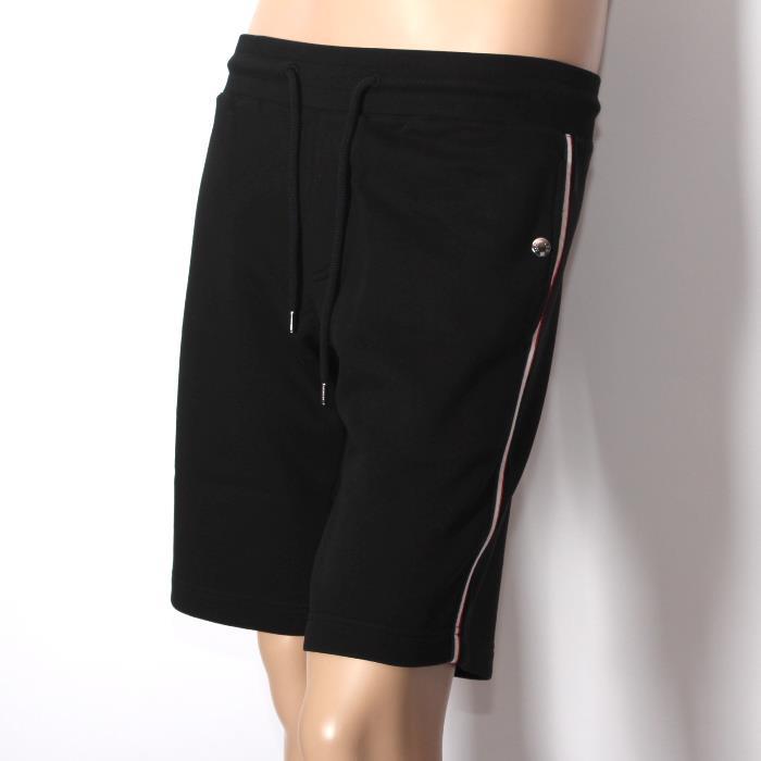 moncler black shorts