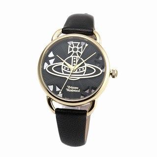 エントリーポイント10倍!ヴィヴィアンウエストウッド Vivienne Westwood VV163BKBK レディース 腕時計【r】【新品/未使用/正規品】