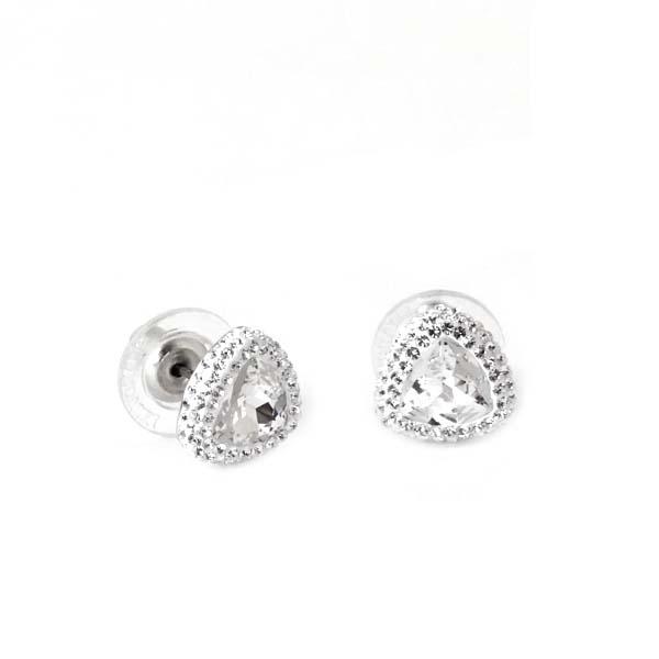 Swarovsk Swarovski 5106542 Begin Stud Pierced Earrings
