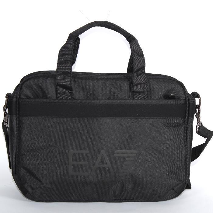 a96fe1fc91 EMPORIO ARMANI EA7 Emporio Armani laptop bag business bag black 275418  CC294 00020 briefcase PC case shoulder bag men marketable goods