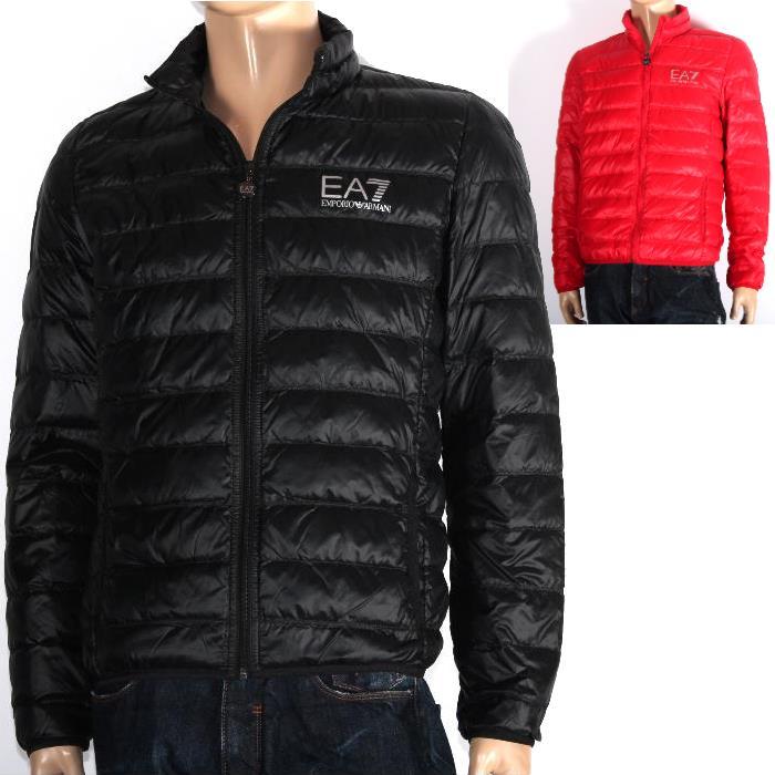 67b012334 EMPORIO ARMANI EA7 Emporio Armani down jacket black 8NPB01 PN29 1200 men's  marketable goods ...
