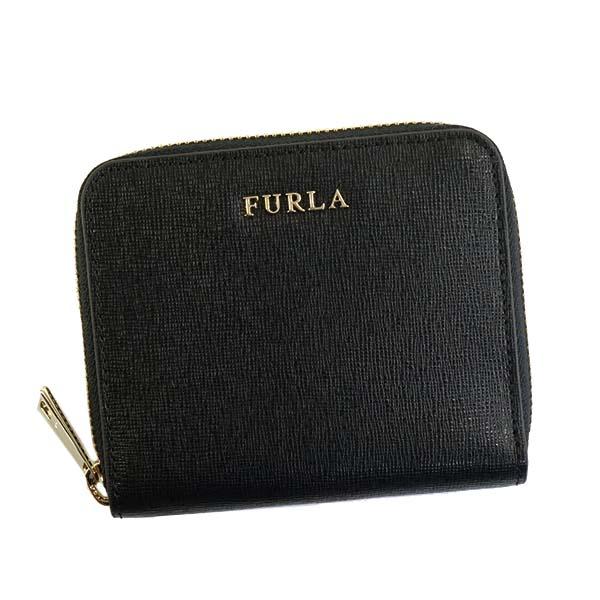 フルラ FURLA PR84 BABYLON BK 907856ブラック財布 小銭入れコインケース【c】【新品/未使用/正規品】