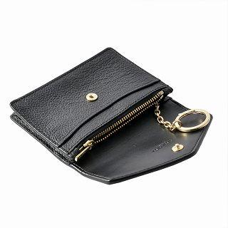 17121d625d09 Select Shop Cavallo  Coach COACH 55749 Li Black (LIBLK) envelope ...