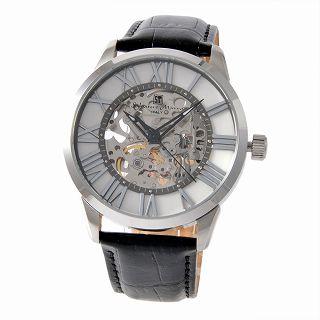 サルバトーレ・マーラ Salvatore Marra SM16101-SSWH メンズ 自動巻き 腕時計【r】【新品・未使用・正規品】