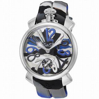 GAGA MIOLANO ガガ ミラノ 腕時計 MANUALE 48MM 5010.15S ●【新品・未使用・正規品】