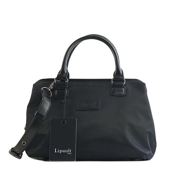 LIPAULT リポー 68453 LADY PLUME ハンドバッグ BK 1041ハンドバッグ【】【新品/未使用/正規品】