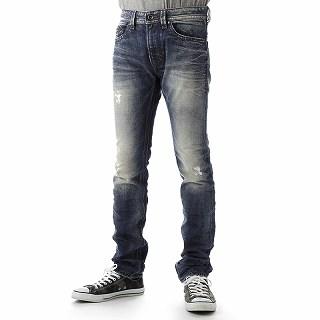 ディーゼル DIESEL 00CKS1 0843S 01 PANTS THAVAR L.32 PANTALONIデニムジーンズ メンズ 【c】【新品・未使用・正規品】