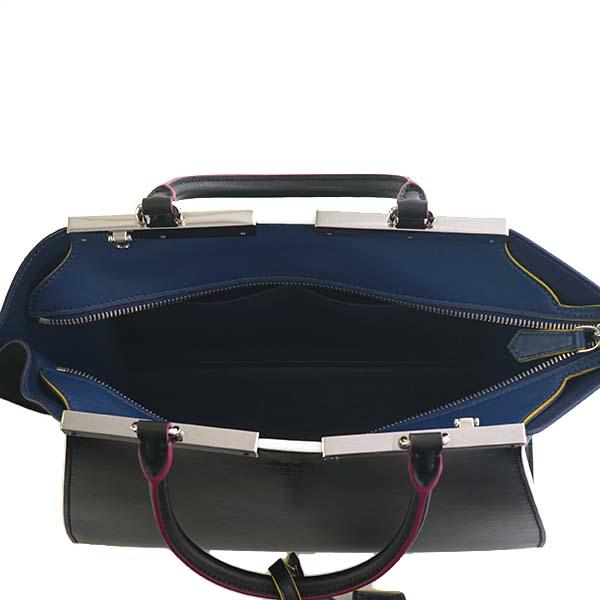 3dac2ddf4d Select Shop Cavallo  Fendi 8BH279 3WC F031C handbag BK black ...