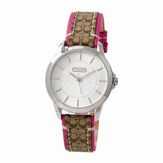 エントリーポイント10倍!コーチ COACH 14501543 クラシックシグネチャー レディース 腕時計【r】【新品・未使用・正規品】