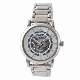 エンポリオ・アルマーニ EMPORIO ARMANI AR60006 ZETA メンズ 腕時計 自動巻き【r】【新品・未使用・正規品】