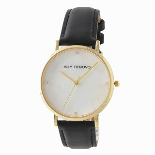 アリーデノヴォ ALLY DENOVO AF5003.8 ガイアパール レディース 腕時計【r】【新品・未使用・正規品】