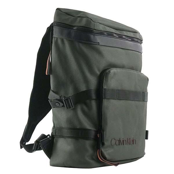 カルバンクラインcK Calvin Klein K50K503926 バックパック D.GY 908グレー リュックバッグ【】【新品/未使用/正規品】