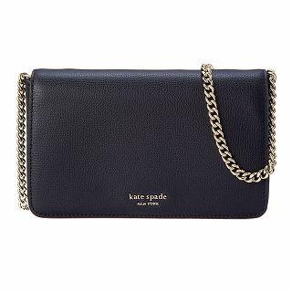 ケイトスペード Kate Spade 長財布 チェーンウォレット PWRU7201 001バッグブラック【c】【新品・未使用・正規品】