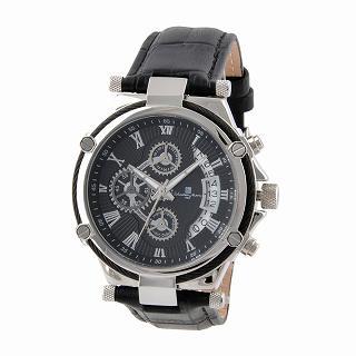 サルバトーレ・マーラ Salvatore Marra SM18102-SSBK メンズ 腕時計 クロノグラフ【r】【新品・未使用・正規品】