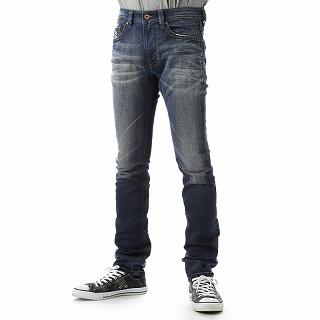 ディーゼル DIESEL 00CKS1 0848Z 01 PANTS THAVAR L.32 PANTALONIデニムジーンズ メンズ 【c】【新品・未使用・正規品】