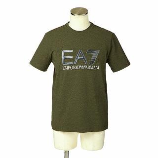 EMPORIO ARMANI エンポリオアルマーニ EA7 Tシャツ 6ZPT25 PJ20Z 3803【c】【新品・未使用・正規品】