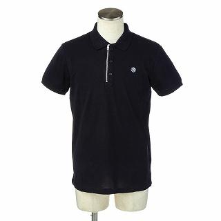 ディーゼル DIESEL Tシャツ 00SJ6N 0CATI 900半袖ポロシャツ ブラック【c】【新品/未使用/正規品】