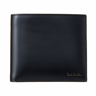 ポールスミス Paul Smith ATXC 4833 W856 ANIMAL 二つ折り財布【c】【新品/未使用/正規品】