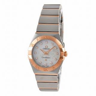 オメガ OMEGA 123.20.24.60.55.001 レディース 腕時計 Constellation (コンステレーション)【r】【新品・未使用・正規品】