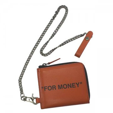オフホワイト OMNC13F19F56035 チェーンウォレット OR 1910財布バッグ【】【新品/未使用/正規品】
