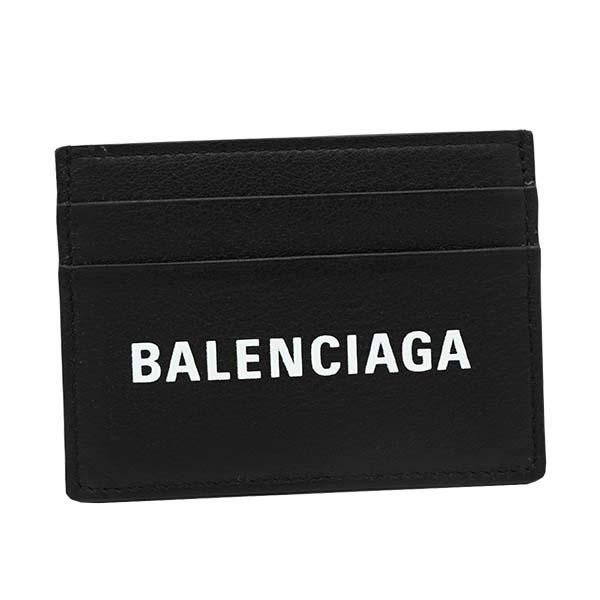 バレンシアガ 490620 DLQ4N カードケース BK 1000ブラック【】【新品/未使用/正規品】