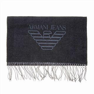 アルマーニジーンズ ARMANI JEANS 934102 CD714 00020 マフラー【c】【新品・未使用・正規品】