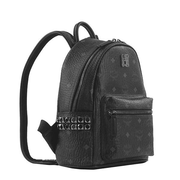MCM MMK6SVE41 バックパック BK BK001ブラック リュックバッグ【】【新品/未使用/正規品】