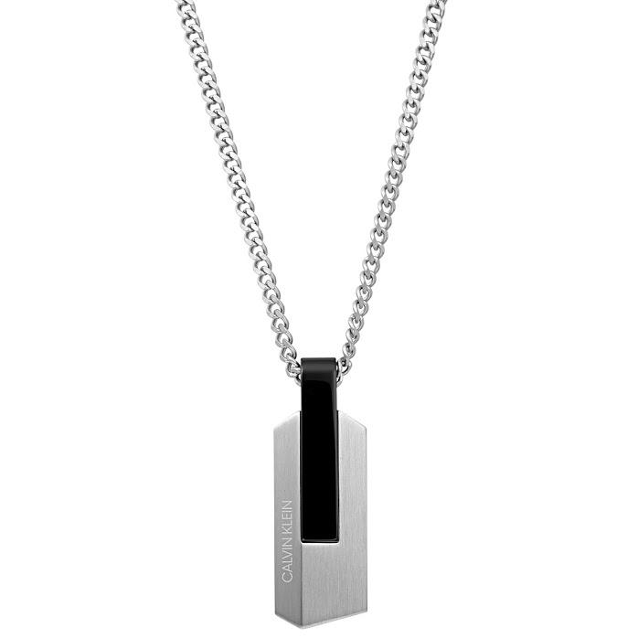 カルバンクライン Calvin Klein KJ4MBN210100 ネックレス ペンダント BUMP BICO【r】【新品・未使用・正規品】