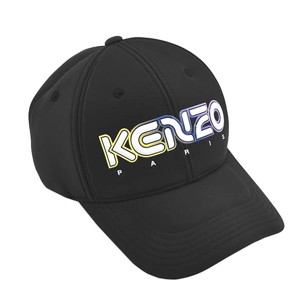 ケンゾー FA52AC401F01 KOMBO キャップ BK 99帽子ブラック【】【新品/未使用/正規品】