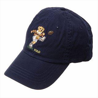 ラルフローレン RALPH LAUREN 710780290002 CAPキャップ帽子ネイビー【c】【新品/未使用/正規品】