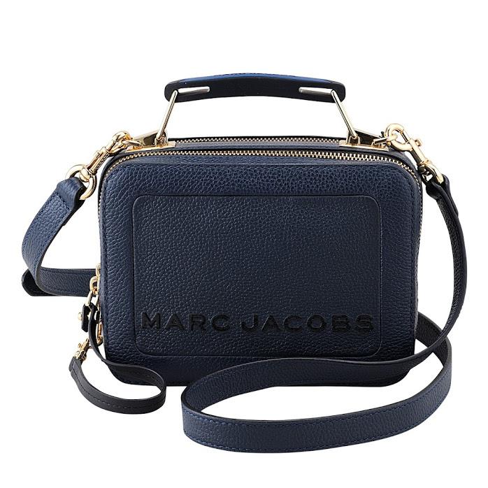 マークジェイコブス MARC JACOBS M0014840-426 ザ ボックス ショルダーバッグ ハンドバッグ The Textured Box The Box 20【r】【新品/未使用/正規品】