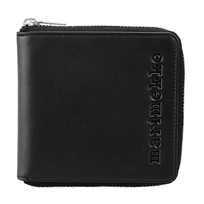 マリメッコ marimekko 047573 900 ラウンドジップ二つ折り財布 ENEAN【r】【新品/未使用/正規品】