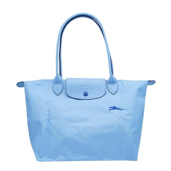 ロンシャン 2605 619 P38 LE PLIAGE CLUB BLブルー トートバッグ【】【新品/未使用/正規品】
