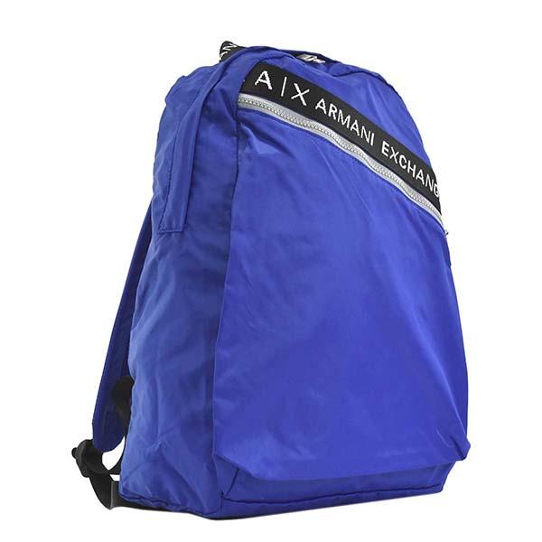 ARMANI AX アルマーニエクスチェンジ 952233 0P297 20134 バックパック BLブルー リュック【】【新品/未使用/正規品】