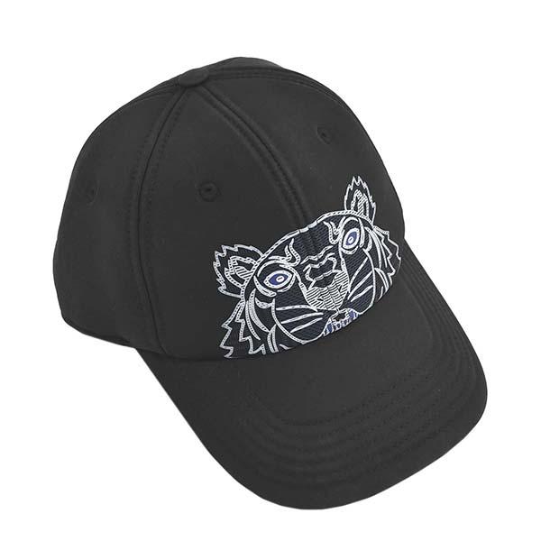 【画像】ケンゾー FA955AC301F22 KAMPUS キャップ BK 99帽子ブラック【】【新品/未使用/正規品】