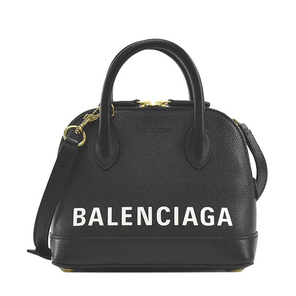 バレンシアガ 550646 1IZ1M ハンドバッグ BK 1090ブラック ショルダーバッグ【】【新品/未使用/正規品】