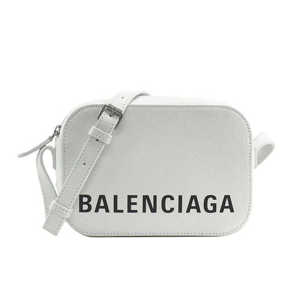 バレンシアガ 558171 1IZ13 WT 9060ホワイト 斜めがけショルダーバッグ【】【新品/未使用/正規品】