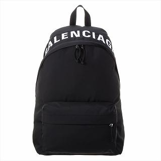 BALENCIAGA バレンシアガ BALENCIAGA 507460 HPG1X 1070 バックパック リュック ブラック【c】【新品/未使用/正規品】
