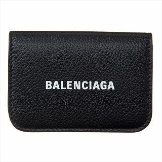 バレンシアガ BALENCIAGA 593813 1IZ4M 1090 ミニ財布 ブラック【c】【新品/未使用/正規品】