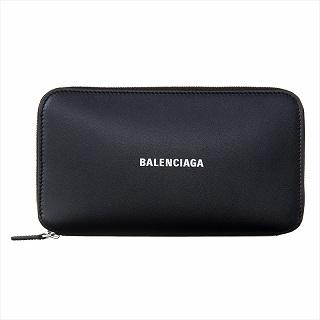 バレンシアガ BALENCIAGA 594290 1I313 1090 長財布 ブラック【c】【新品/未使用/正規品】