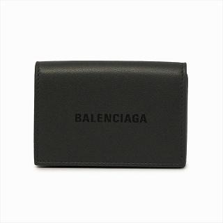バレンシアガ BALENCIAGA 594312 1I313 1360 三つ折りミニ財布【c】【新品/未使用/正規品】