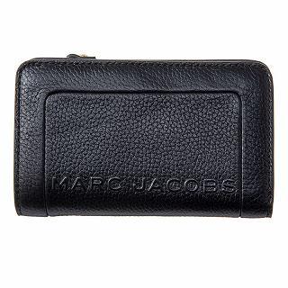 マークジェイコブス MARC JACOBS M0015105 001 財布 ブラック【c】【新品/未使用/正規品】