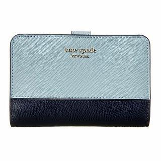 ケイトスペード kate spade PWRU7846 345ブルー 財布【c】【新品/未使用/正規品】