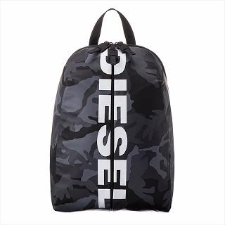ディーゼル DIESEL X05479 P1705 H6103 バッグパック リュック カモフラ迷彩【c】【新品/未使用/正規品】