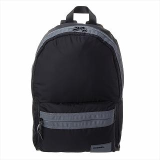 ディーゼル DIESEL X06264 PR230 T8013 バッグパックブラック リュック【c】【新品/未使用/正規品】
