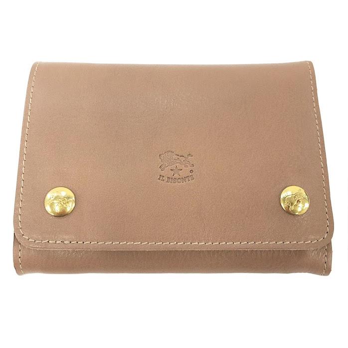 イルビゾンテ IL BISONTE C0979 980 ORZO 二つ折り財布【r】【新品・未使用・正規品】