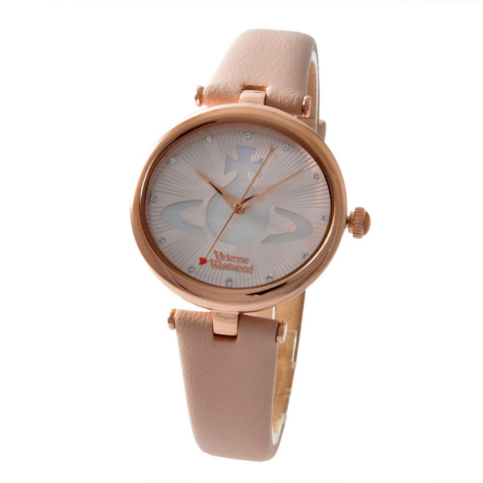 エントリーポイント10倍!ヴィヴィアンウエストウッド Vivienne Westwood VV184LPKPK レディース 腕時計【r】【新品/未使用/正規品】