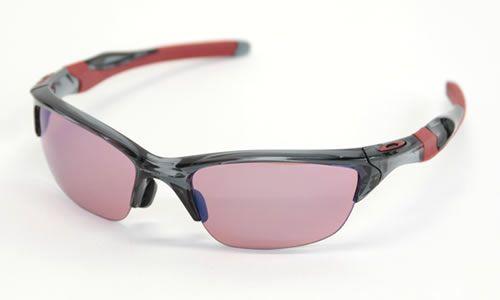 83ae6f2a2c OAKLEY Oakley Sunglasses OO9153-11 HALF JACKET 2.0 half-jacket Crystal  Black G30 Iridium Asian fit
