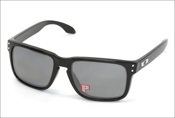 オークリー サングラス OO9244-02 HOLBROOK ポリッシュドブラック Black Iridium Polarized【r】【新品・未使用・正規品】